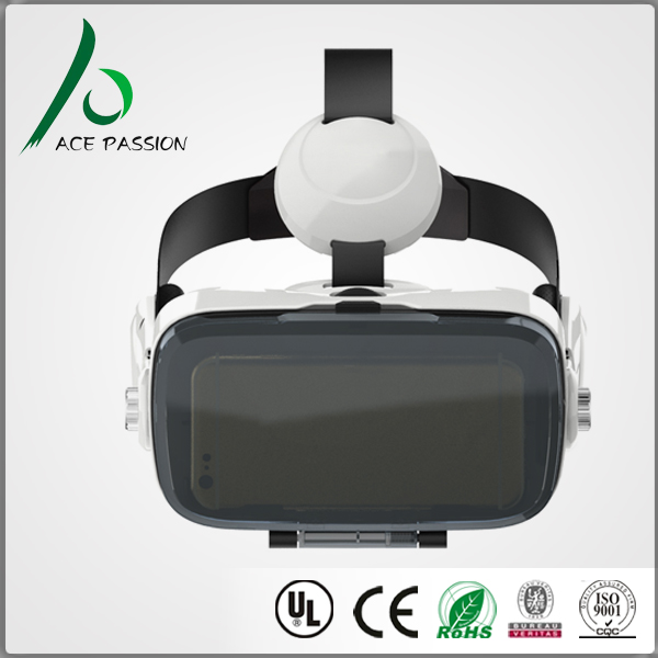 Best Selling vr box 3d video glasses with high quality