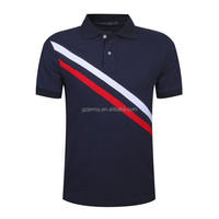 Factory Price Mens Full Cotton Polo