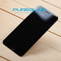 Pureglas factory perfect size tempered glass 3d screen protector for iphone 6s 6plus 6s plus