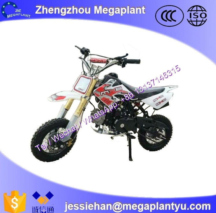 china motorcycle 125cc dirt bike for kids sale