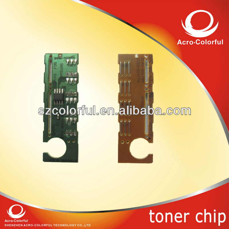 laser printer cartridge spare parts compatible for xerox pe120 toner reset chip