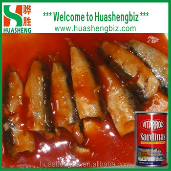 Export Canned Food Producers of Canned Sardines