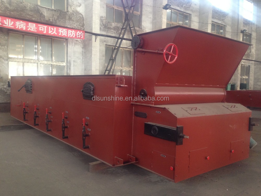 coal fired chain grate stoker multi-fuel biomass travelling chain grate boiler