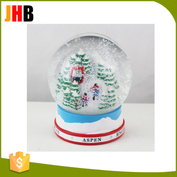 Handmade Wholesale Gifts & Crafts Items Souvenir-snow globe