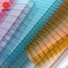 Clear PC Transparent Roofing Sheet /Polycarbonate Corrugated Plastic Roofing Sheet