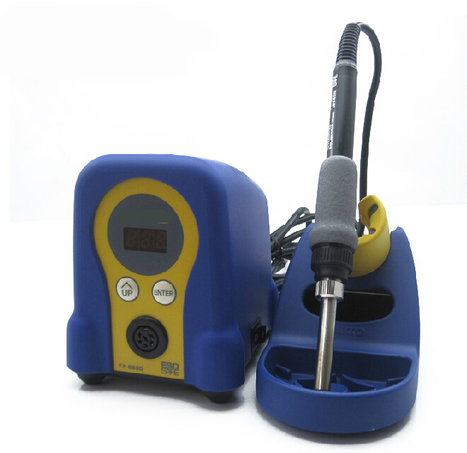 FX-888D soldering station, lead-free smd digital soldering machine with cheap price