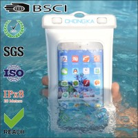 Pvc Custom Waterproof Mobile/cell/smart Phone Cover