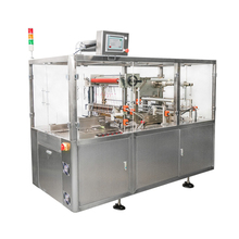 USN-350 Good Sale Plastic Film Wrapping Machine for Condom Box