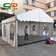 Outdoor clear span aluminum event marquee tent for sale