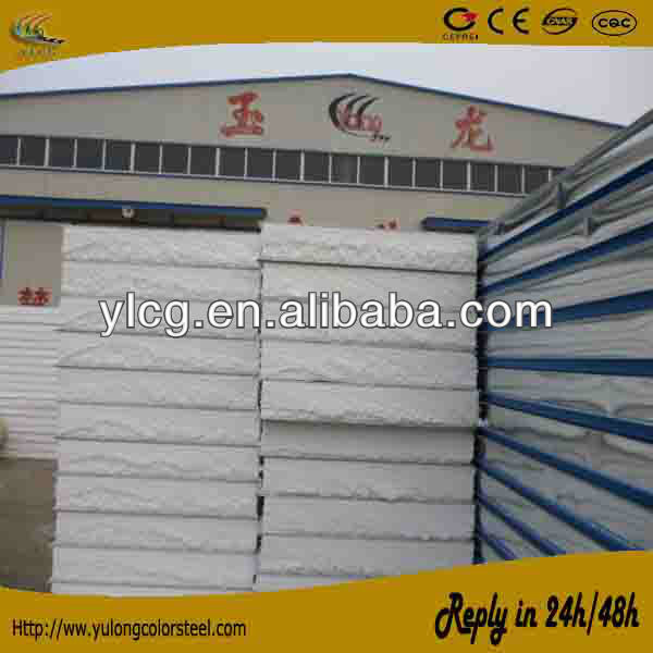 Fireproof Building Material/Sound Proof EPS Sandwich Panel