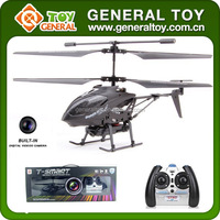 radio control helicopter with camera 3.5ch mini flying camera helicopter