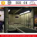 scraper type abrasive blasting rooms price manufacturer