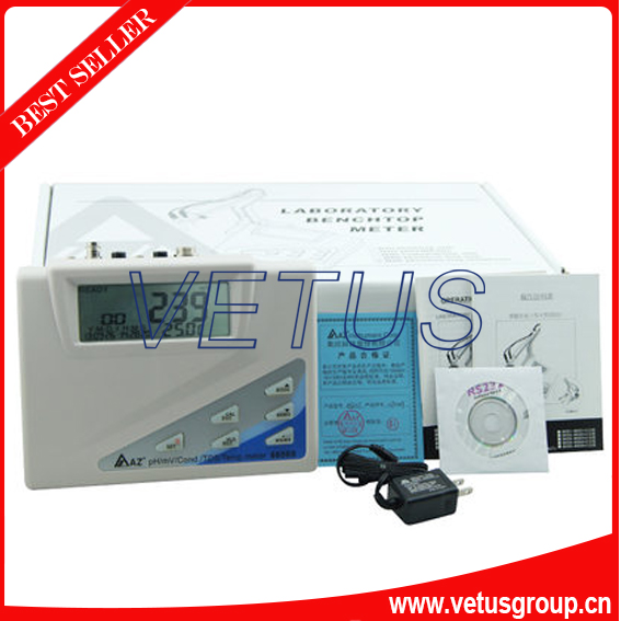 AZ86505 water salinity sensor meter with digital ph meter with high quality
