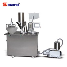 Ce Pharmaceuticals Semi-Automatic Small Capsule Filling Machine for #00, #0, #1, #2, #<strong>3</strong> #4 Capsules
