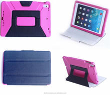 Protective full body cover leather universal tablet case for 9.7 inch iPad for iPad Pro kids case