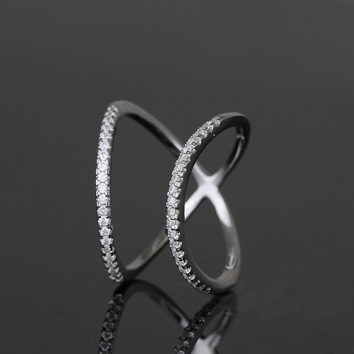 Miss Jewelry Sterling silver 925 rings jewelry for woman and men wholesale