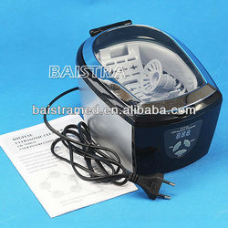 High quality digital display ultrasonic cleaner/home use/dental