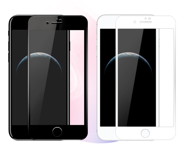 9H 0.3mm 3D Universal Tempered Glass Screen Protector For iPhone8plus Screen Guard