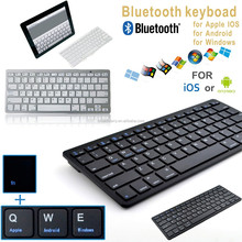 Factory wholesale Wireless Keyboard for iPad 5 iPad 6 ipad pro Tablet PC Ultra-thin Keyboard