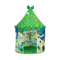 Factory Price Green Kids Camping Igloo Play Tent For Sale