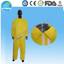 Non woven breathable overalls,cleanroom coverall,coverall workwear