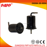 Auto Spare Parts OEM OK08A - 20 - 490A Fuel Filter For Kias Pride