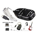 USA Popular new USB Electric Audio Guitar Link Guitar Cable To Interface for exquisite
