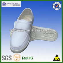 HIGH QUALITY PU Material ESD Shoe factory lab use