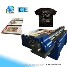 Mass produce fabric printing machine large format fabric printer