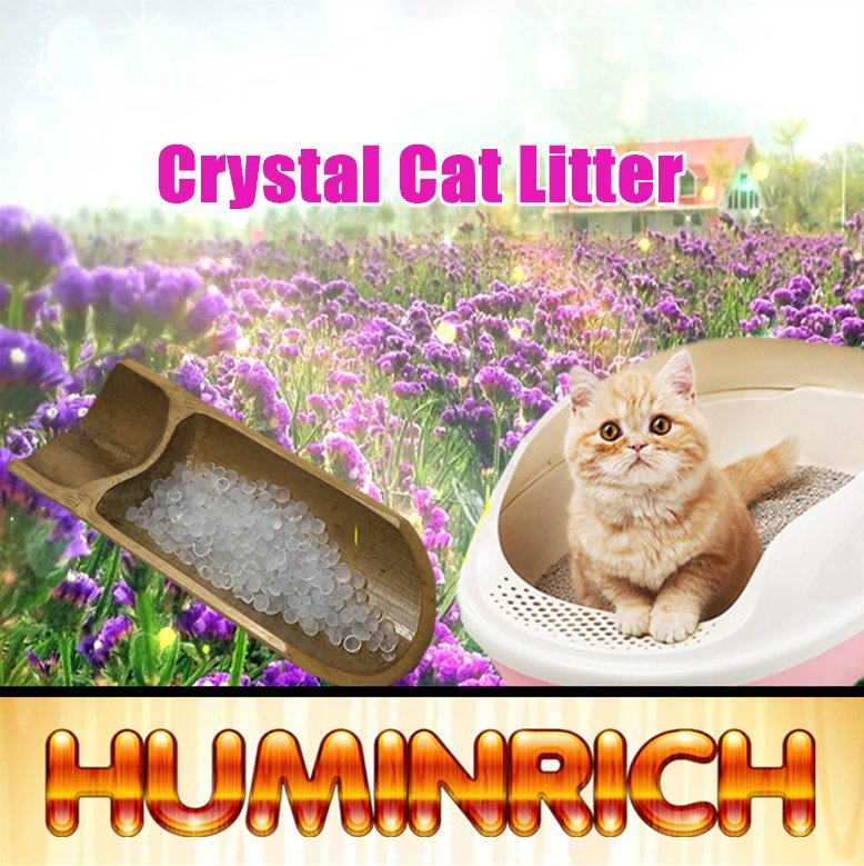 Huminrich Manufacturer Offer 100% Natural Pet Products Best Litter For Cats