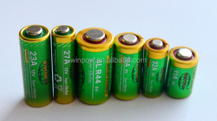 Mercury Free 0% Hg Super Alkaline Battery production line , 12V 27A A27 MN27 LR27A L828 Dry Cell Battery