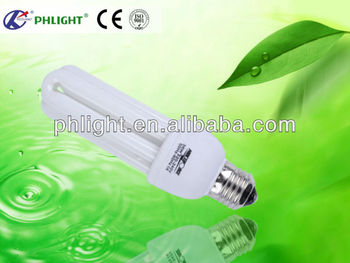 China new product 220V 12mm 3U energy saver bulb