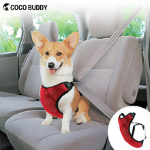 New Fashion Nylon Soft Safety Vehicle Car Seat Pet Dog Harness Outdoor Harness