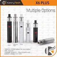 kamry x6 plus2 21w-35w newest design all colors in stock wholesale prices