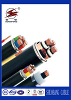 5.5x2.1 male connector XLPE dc power cable