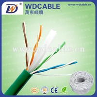 Factory outlet superior quality best price utp cat6 4pairs lan cable