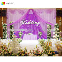 2013 New stage custom photography backdrops for sweety romance wedding party birthday chrismas