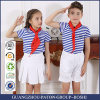 lastest children kindergarten school uniform