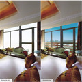 Electric Switchable Transparent Glass /PDLC Film