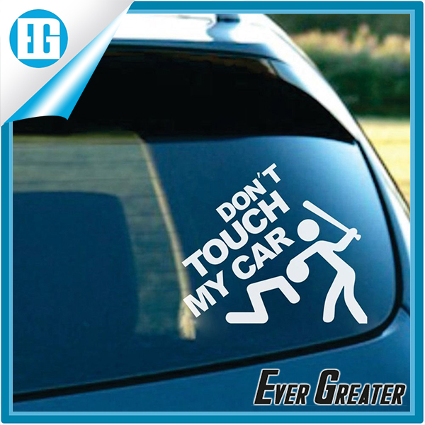 custom self-adhesive viny sticker,vinyl decal and window sticker