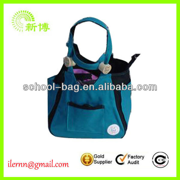 large eco-friendly cute cheap beach bags with handles