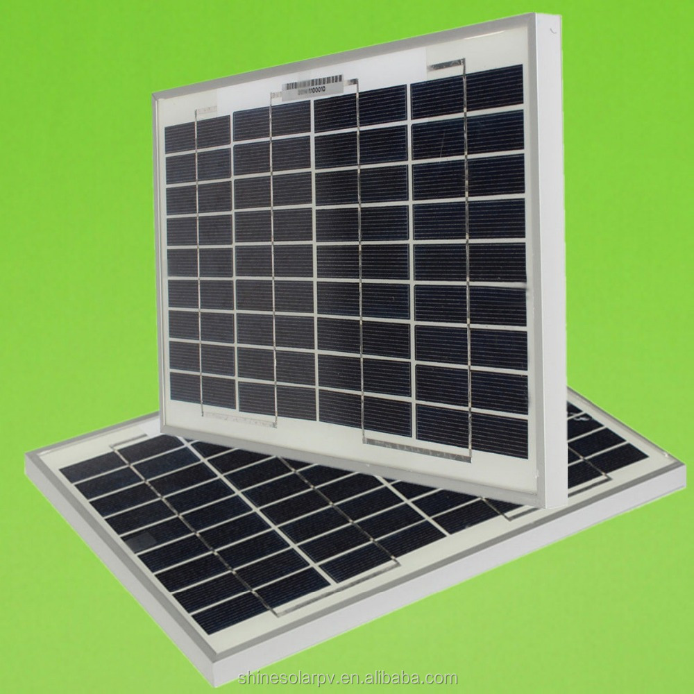 2017 Newest Product Hot Sale High Efficiency mono or poly PV solar module 12v 10w/cheap solar panel for USA market
