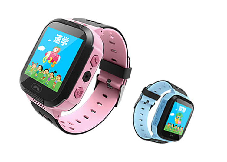 2019 Child Anti Lost SOS Call GSM LBS Location Tracker MTK6261 Kids smart watch Q528