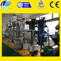Industrial widely use edible oil process refinery plant for vegetabel oil