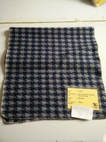 houndstooth woolen cloth fabric