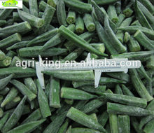 chinese iqf okra wholesale price