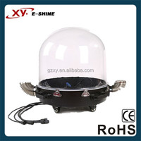Plastic lamp shade inflatable dome waterproof cover for moving light
