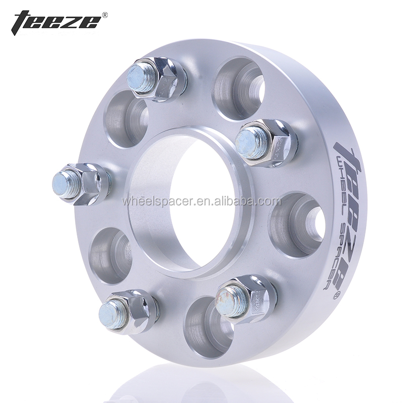 Forged alloy wheel spacers 5x114.3 CB 64.1 for MDX RL TL 20mm aluminum car wheel spacers