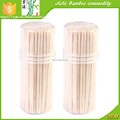 Barbecue 70 pcs bamboo toothpicks mini bottle toothpick for party kids