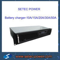battery charger for 48v dc load and 48v battery